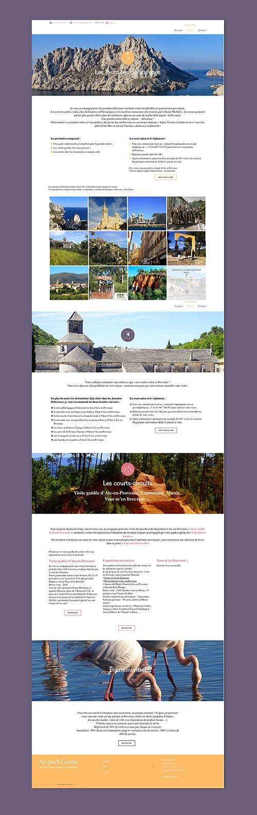 site-web-marseille-agence-webdesign-aixpert guide-aix en provence graphiste