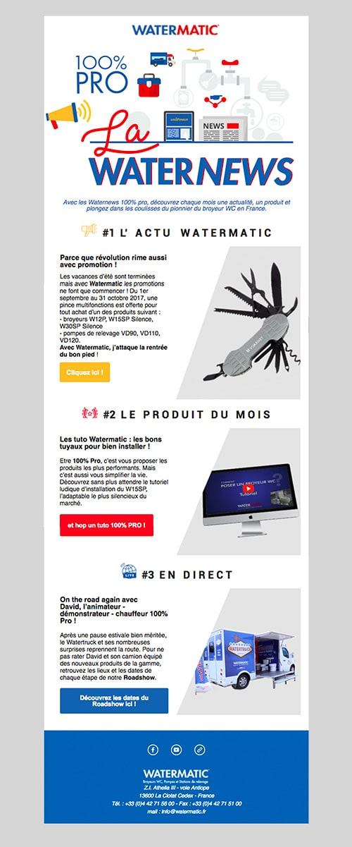 emailing-watermatic-creation-digitale-web-marseille