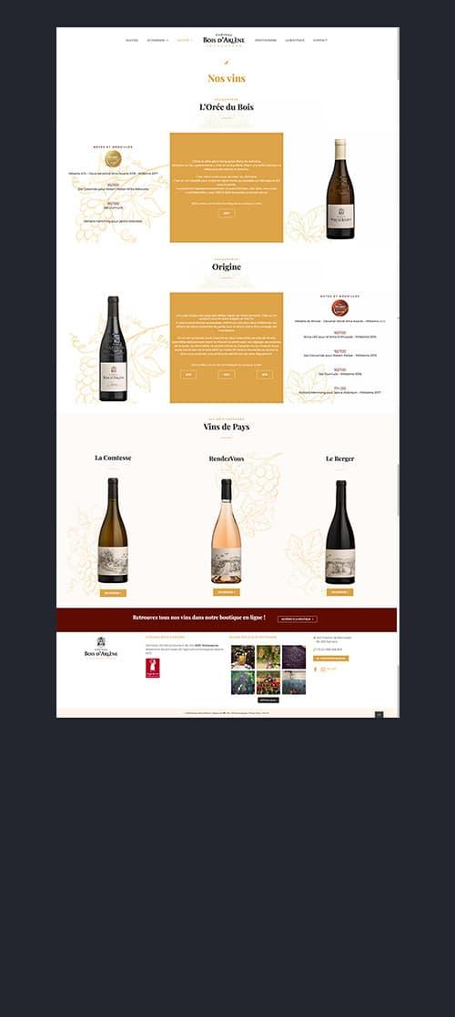 site-web-marseille-agence-webdesign-chateau-bois-d'arlène-paris-AGENCE WEB- design