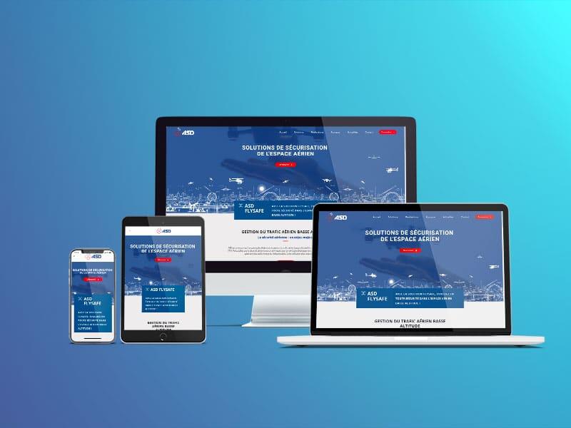asd site internet agence web