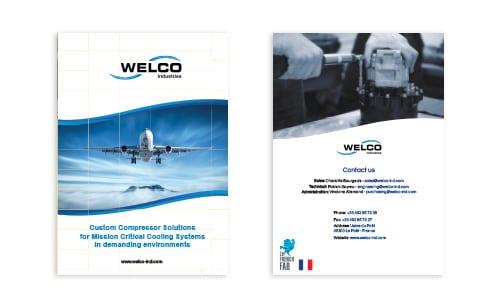brochure logo aix en provence graphiste